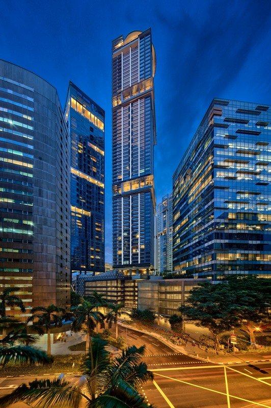 Park Nova P&T Architects Skysuites